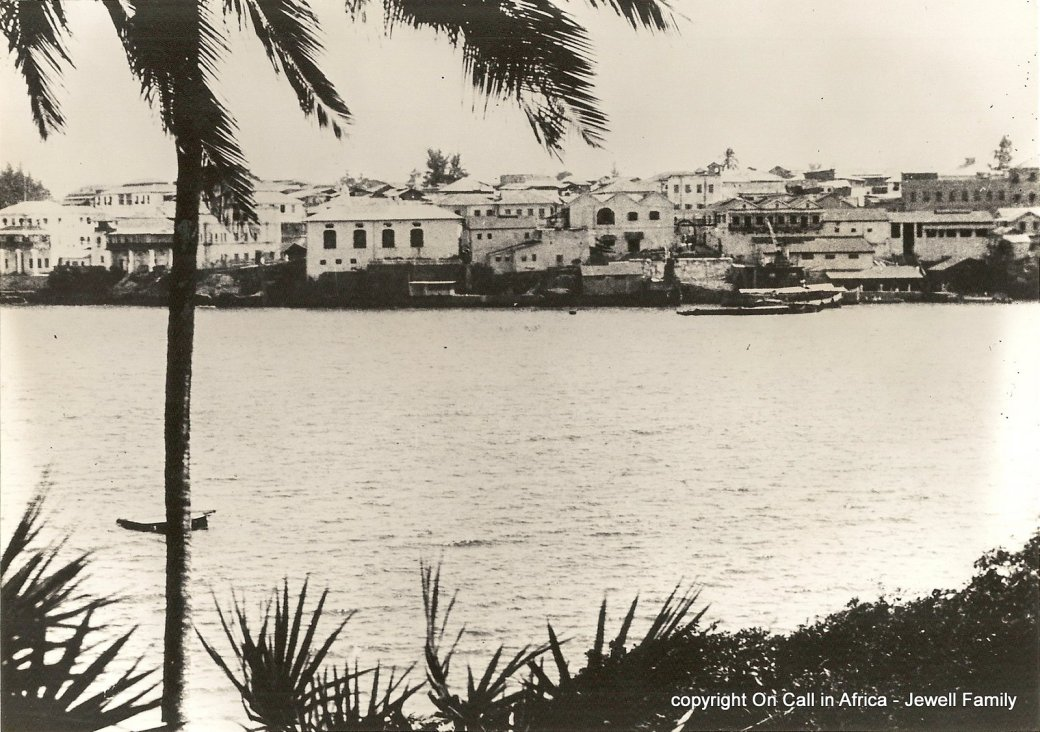 A view of Mombasa 1914