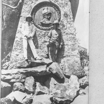 Bismark Memorial Muanza 1918